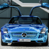 2014 Mercedes-Benz SLS AMG Coupe Electric Drive Test Drive