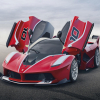 La Ferrari FXX Wallpapers Hd