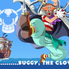 one piece buggy wallpaper