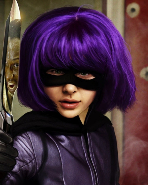 Hit Girl Wallpapers