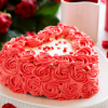 heart cake wallpaper