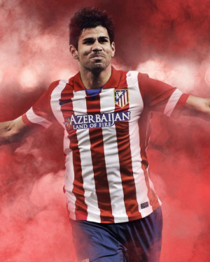 DİEGO COSTA HD WALLPAPERS