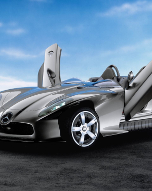 Mercedes-benz F 400 Carving Concept Wallpapers