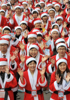 Christmas celebrations in the world