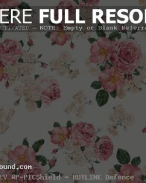 Floral Tumblr Backgrounds