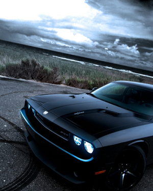 Dodge Challenger SRT8 wallpaper