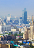 moscow city wallpaper