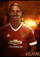 zlatan ibrahimovic manu wallpaper