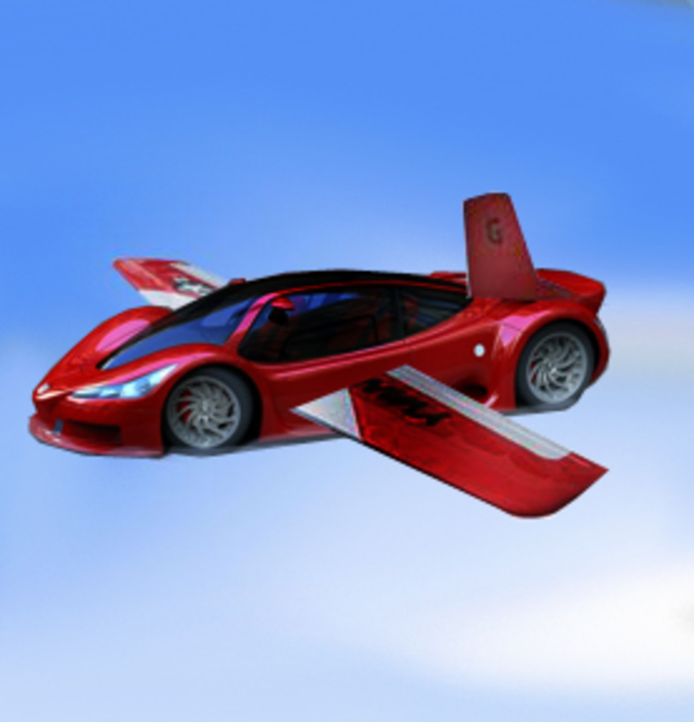 Real Flying Cars Of The Future