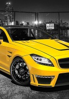 Mercedes-Benz C63 Wallpapers-1