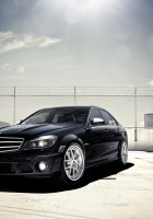 Mercedes-Benz C63 Wallpapers-2