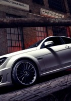 Mercedes-Benz C63 Wallpapers-3