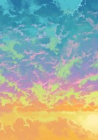 tumblr background clouds-2