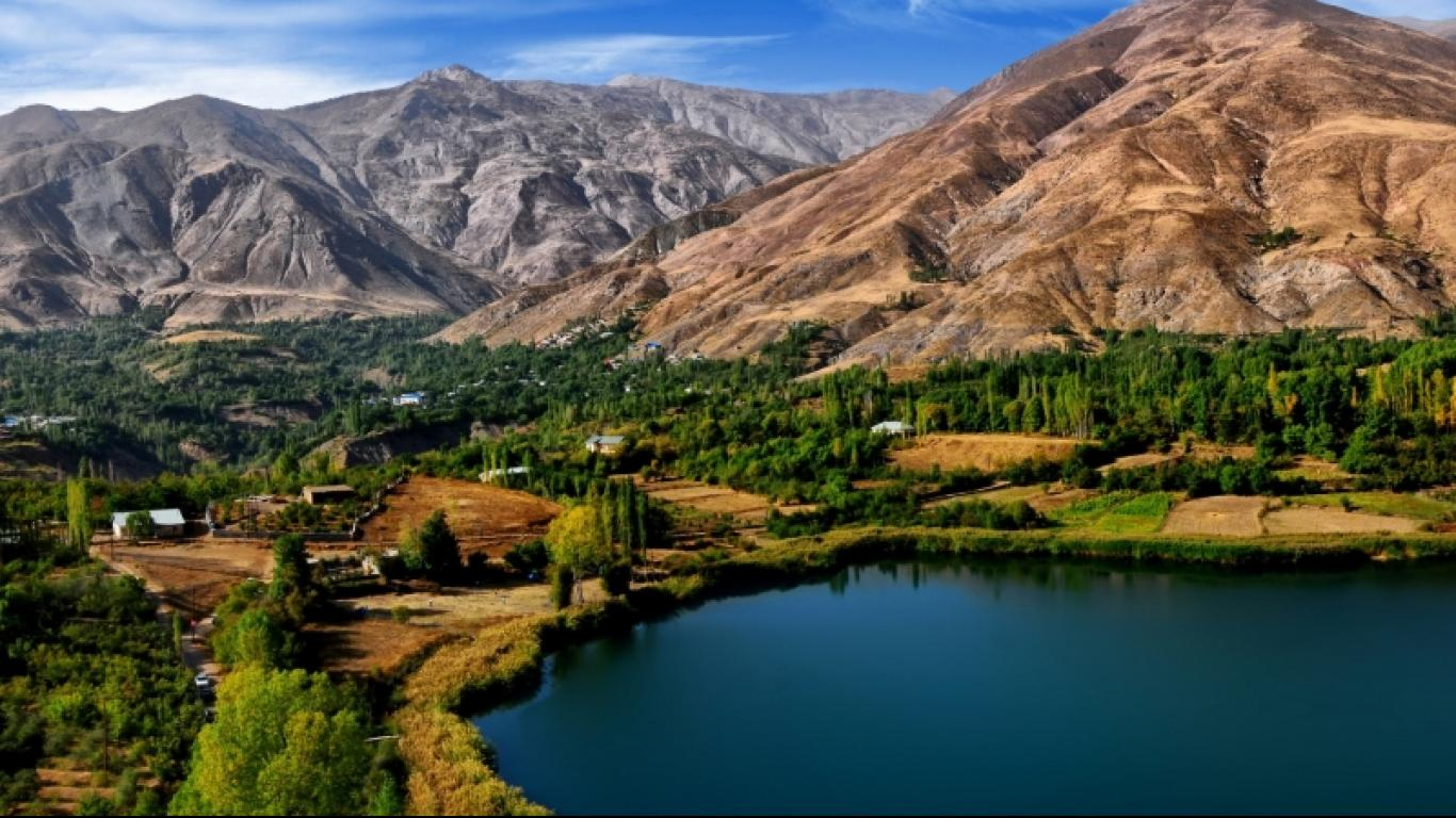 Iran Scenery Series 1 Picture Background Widescreen