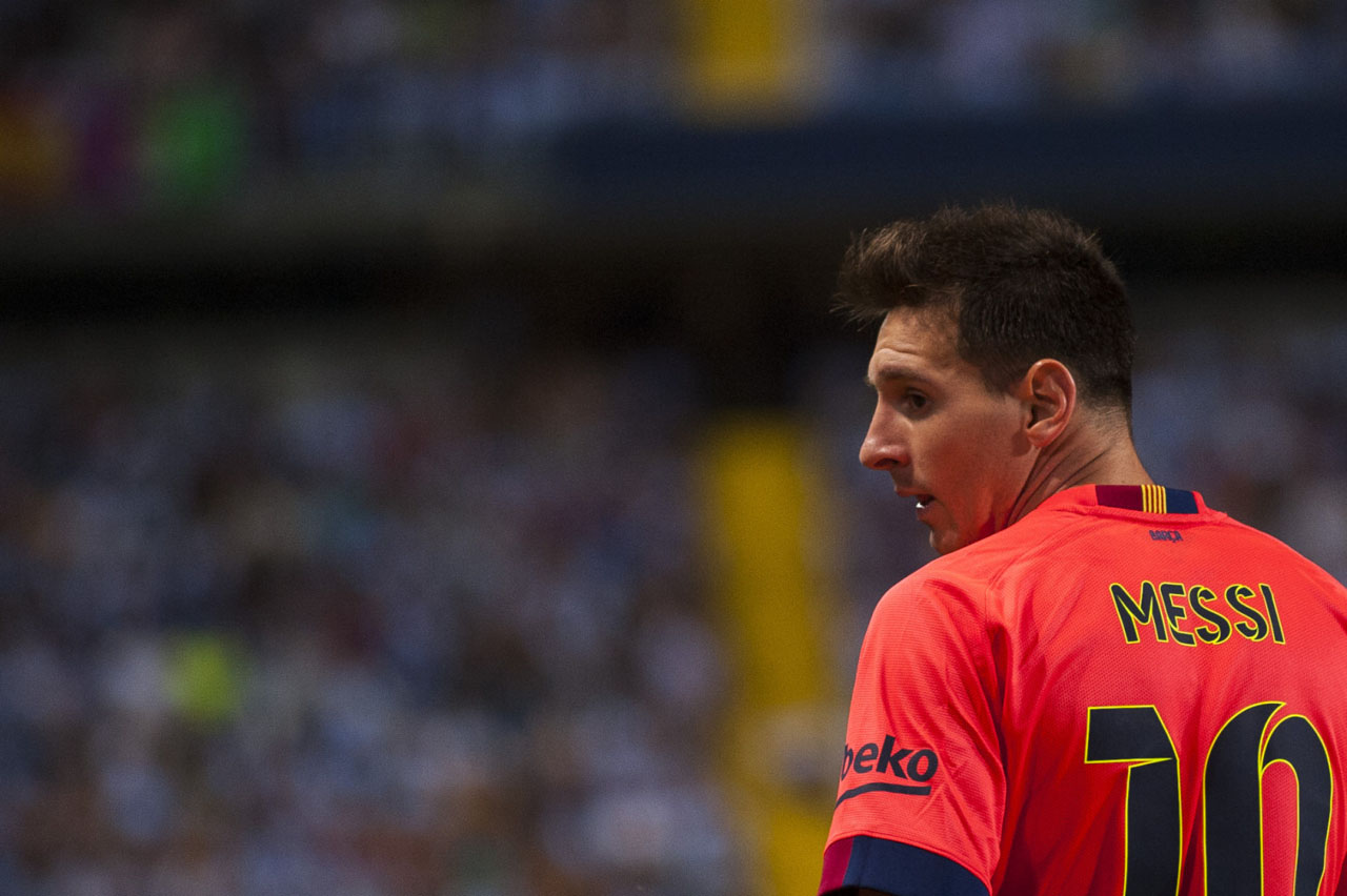 Lionel Messi In Fc Barcelona 2015 Hd Wallpapers Hd Images Hd