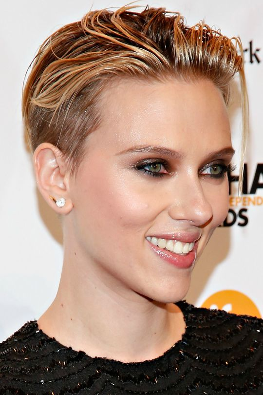 Scarlett Johansson Hair Style Jpg Hd Wallpapers Hd Images Hd Pictures