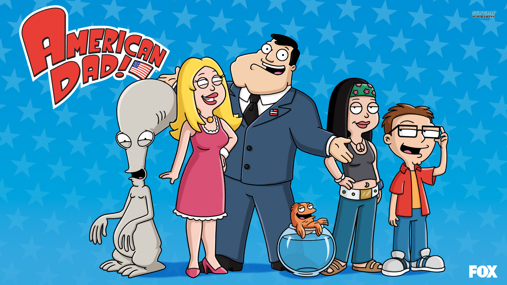 American-Dad-Wallpapers