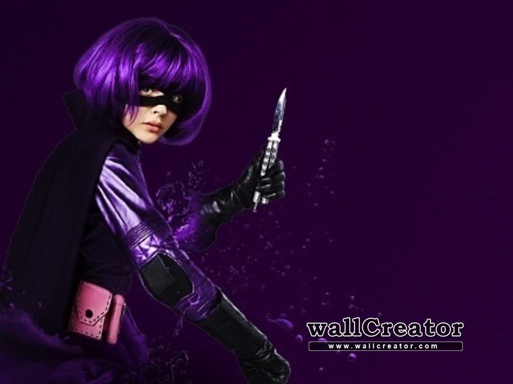 Hit-Girl-Wallpapers
