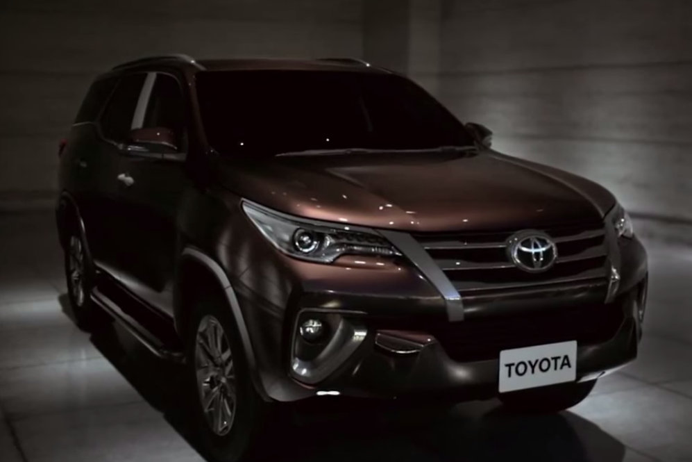 Toyota Fortuner 2016 Wallpaper 4 Jpg Hd Wallpapers Hd Images Hd